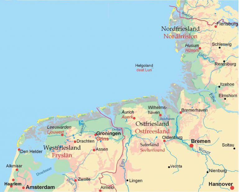 Rolf-Peter Carls KulturOrte: Das Nordfriisk Instituut in Bredstedt