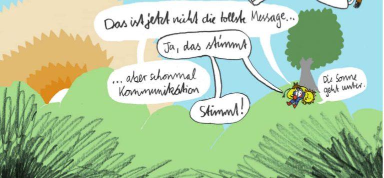 Kurz vor um – ein Comic von Gregor Hinz