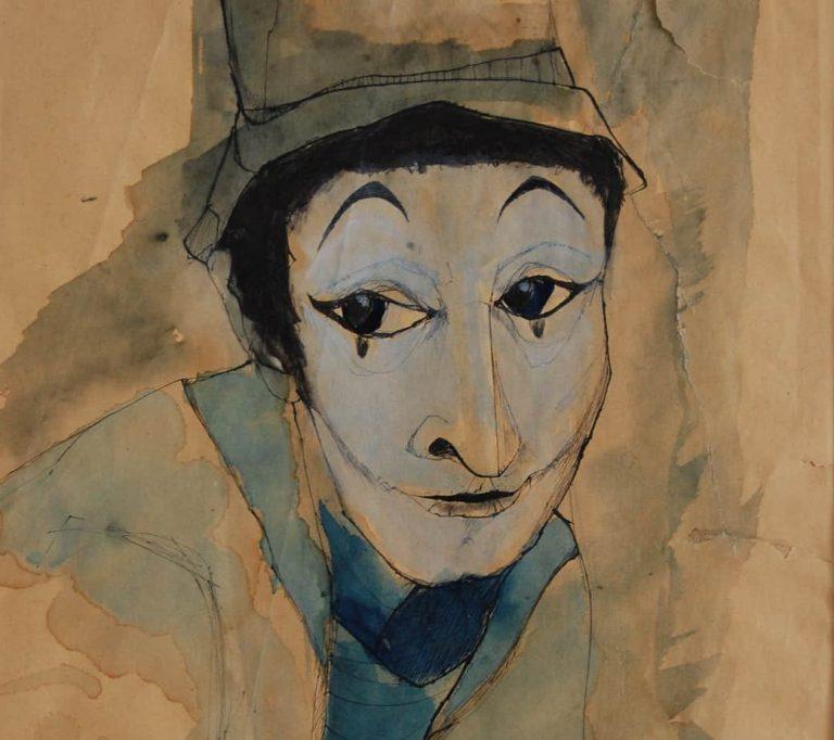 Marcel Marceau: Bip im Kieler Theatermuseum