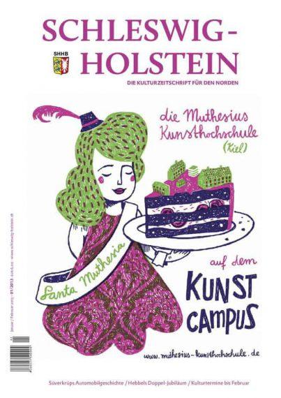 Schleswig-Holstein Ausgabe eins 2013
