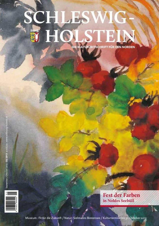 Schleswig-Holstein Ausgabe fünf 2013