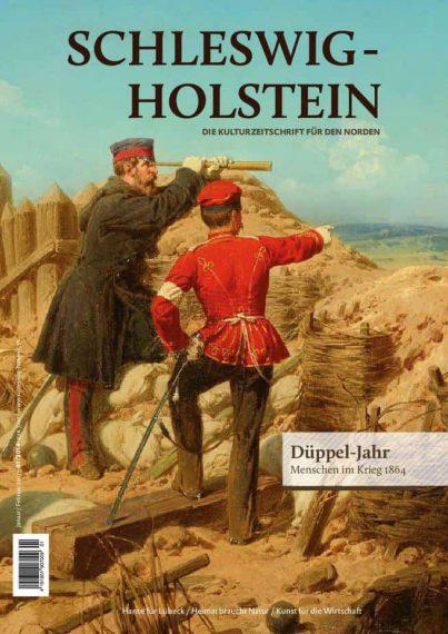 Schleswig-Holstein Ausgabe eins 2014. Die Kulturzeitschrift für den Norden