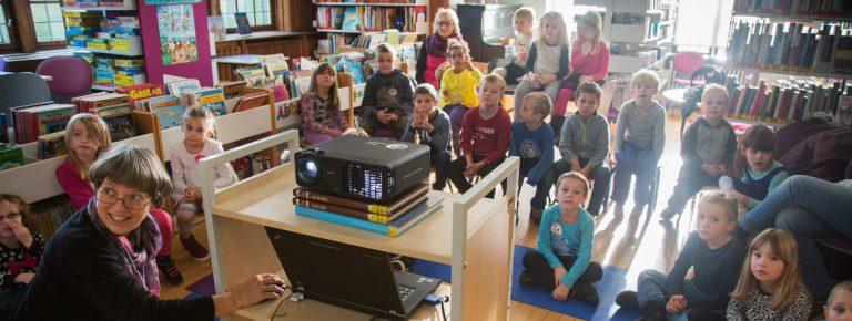 Dank dänischem Standard: Deutsche Büchereien in Nordschleswig beispielhaft
