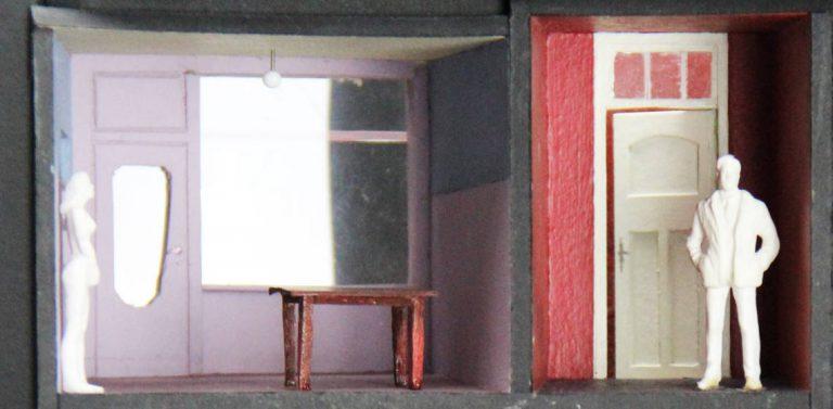Eckhard Reschat baut Sweeney Todd ein Haus – Ein Blick ins Archiv des Theatermuseums Kiel