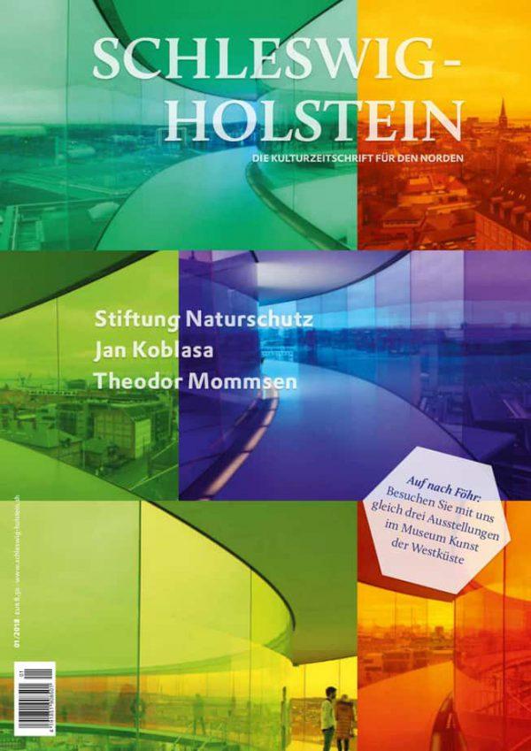 Schleswig-Holstein Ausgabe eins 2018