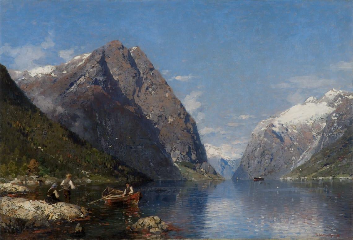 3x Norwegen im Museum Kunst der Westküste -AUSVERKAUFT - Schleswig ...