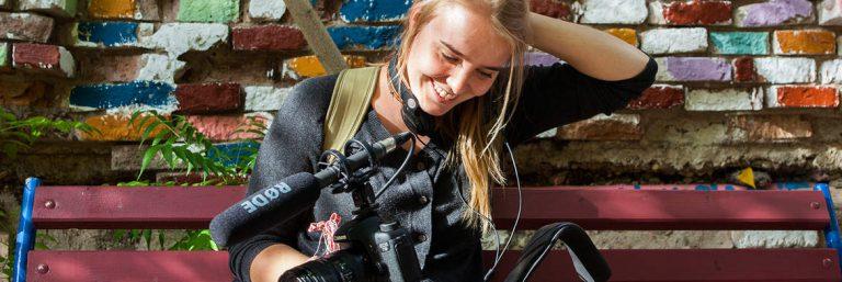 """""""… dass man während des Drehs auch einen anderen Weg einschlagen kann …"""" – Die Dokumentarfilmerin Johanna Jannsen im Gespräch mit Jessica Dahlke"""