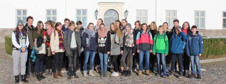Auf Umwegen zur Plöner Friedensglocke – Ein Filmprojekt der Klasse U III d in der Projektwoche vom 5.–9. Februar 2018 am Gymnasium Schloss Plön