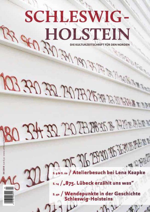 Schleswig-Holstein Ausgabe vier 2018