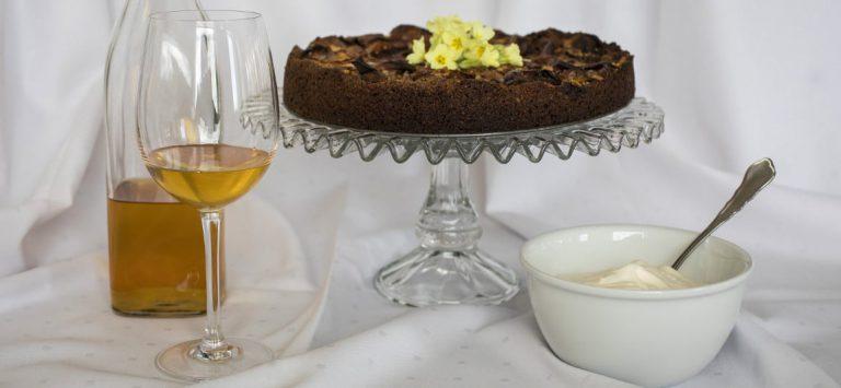 SØMA-Herbstrezept: Gravensteiner Apfelkuchen mit Sirup und Cider