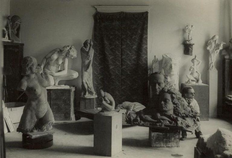 Zum Werk des Bildhauers Emil Jensen