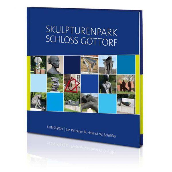 Buchcover Skulpturenpark Schloss Gottorf