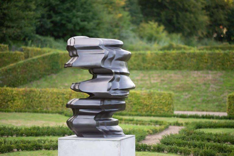 Vier Wege zur Kunst im Skulpturenpark Schloss Gottorf