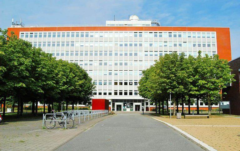 FH Kiel: Kunstbunker und Mediendom