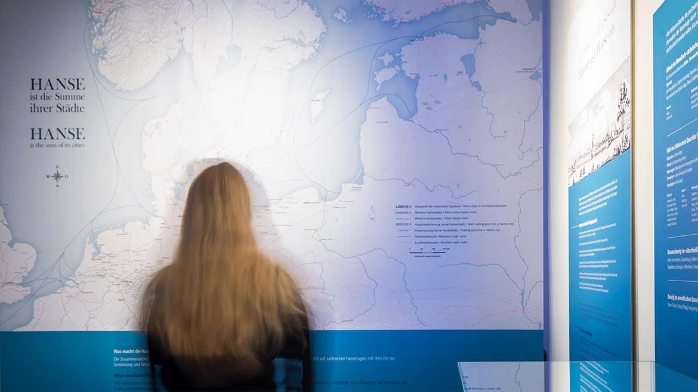HanseHeroes im Europäischen Hansemuseum Lübeck. Foto: Olaf Malzahn