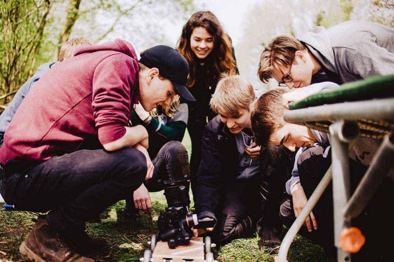 Junge Filmszene in Schleswig-Holstein