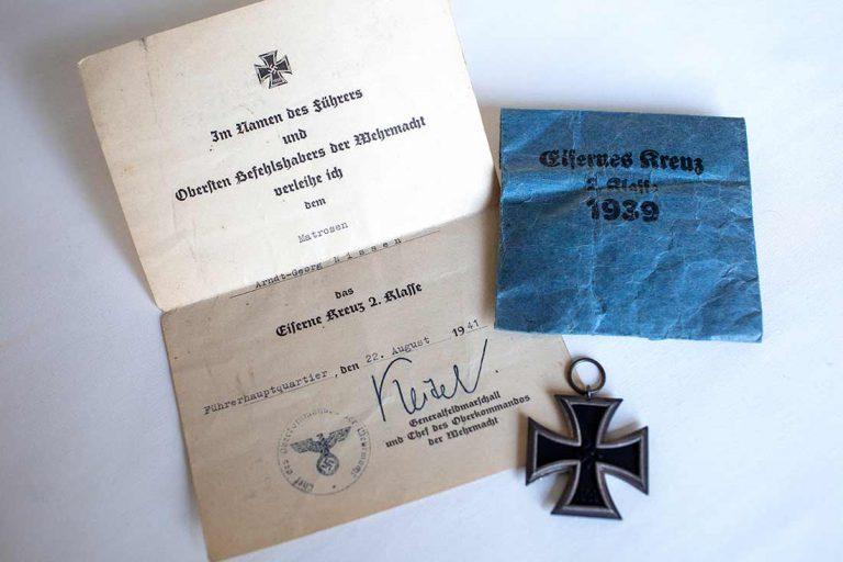 Arndt Georg Nissen – Segeln für Hitlers Spione