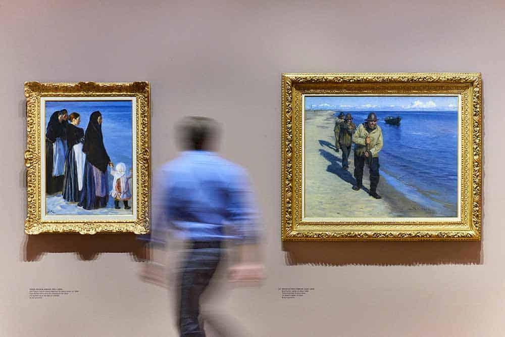 Ausstellungsansicht Museum Kunst der Westküste. Bild: Lukas Spörl
