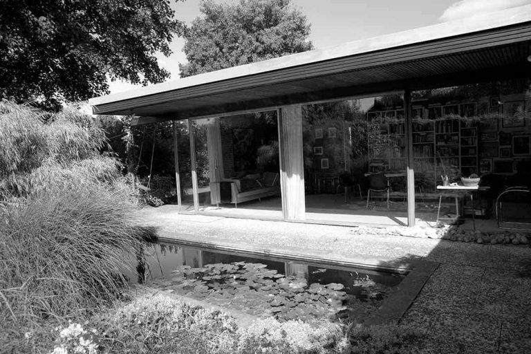 (Un)bekannte Moderne: Die BEWOBAU-Siedlung von Richard Neutra in Quickborn