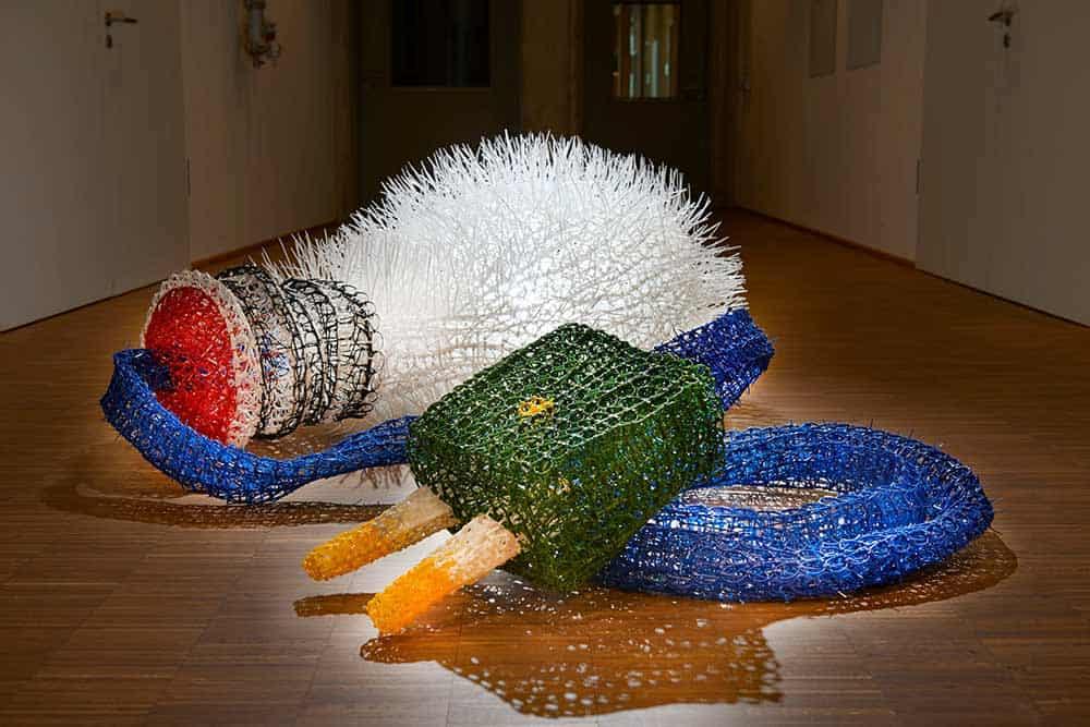 Kit Kjaerbye KunstBetriebe Eutin-Luebeck 2019