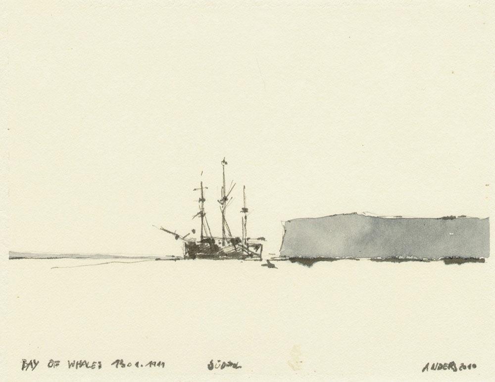 Anders Petersen - Bay of Whales