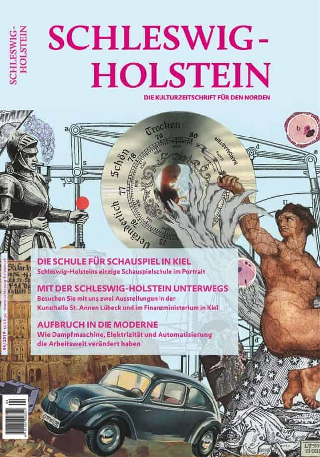 Schleswig-Holstein vier 2019