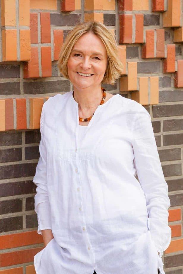 Kirsten Boie und der Glaube an den Apfel