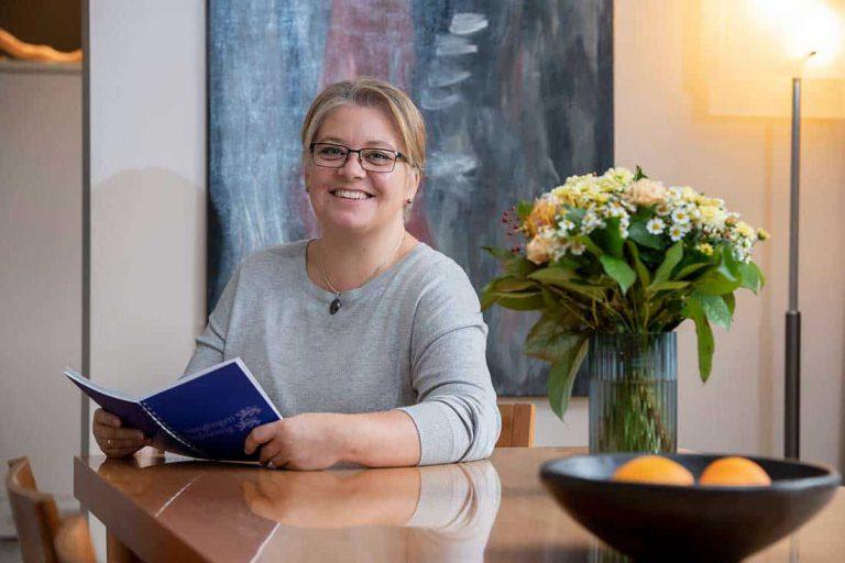 Kulturelle und sprachliche Vielfalt als Bereicherung. Gitte Hougaard-Werner im Gespräch