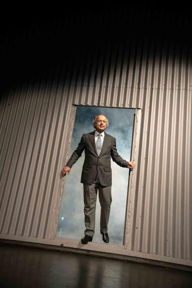 Peter Grisebach beendet seine  zehnjährige Intendanz am Schleswig-Holsteinischen  Landestheater