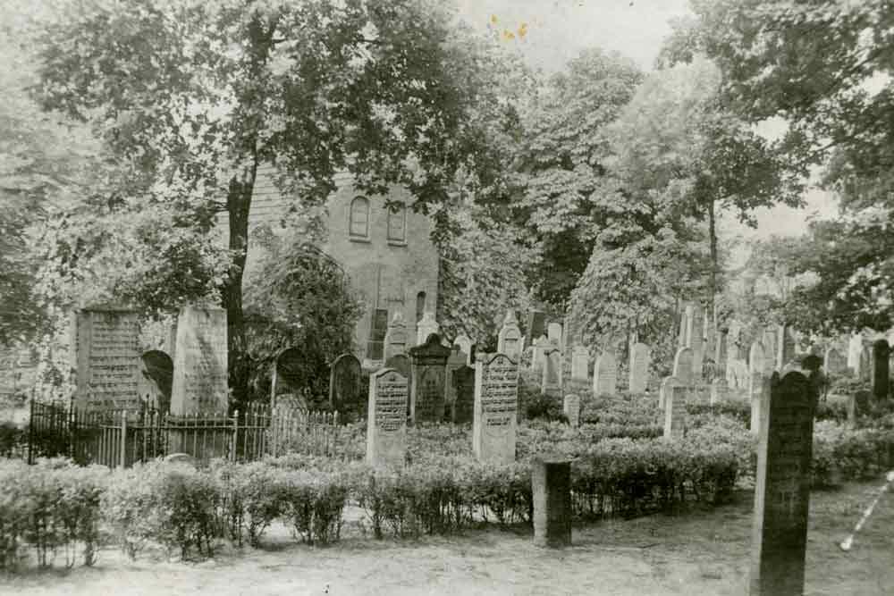 Friedhof Elmshorn