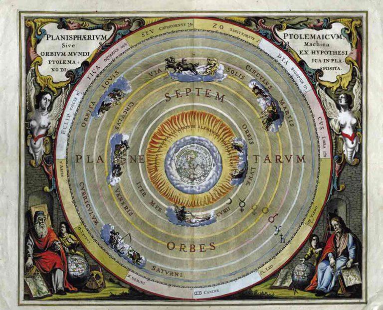 Die Kartierung des Himmels an der Schwelle zur Neuzeit